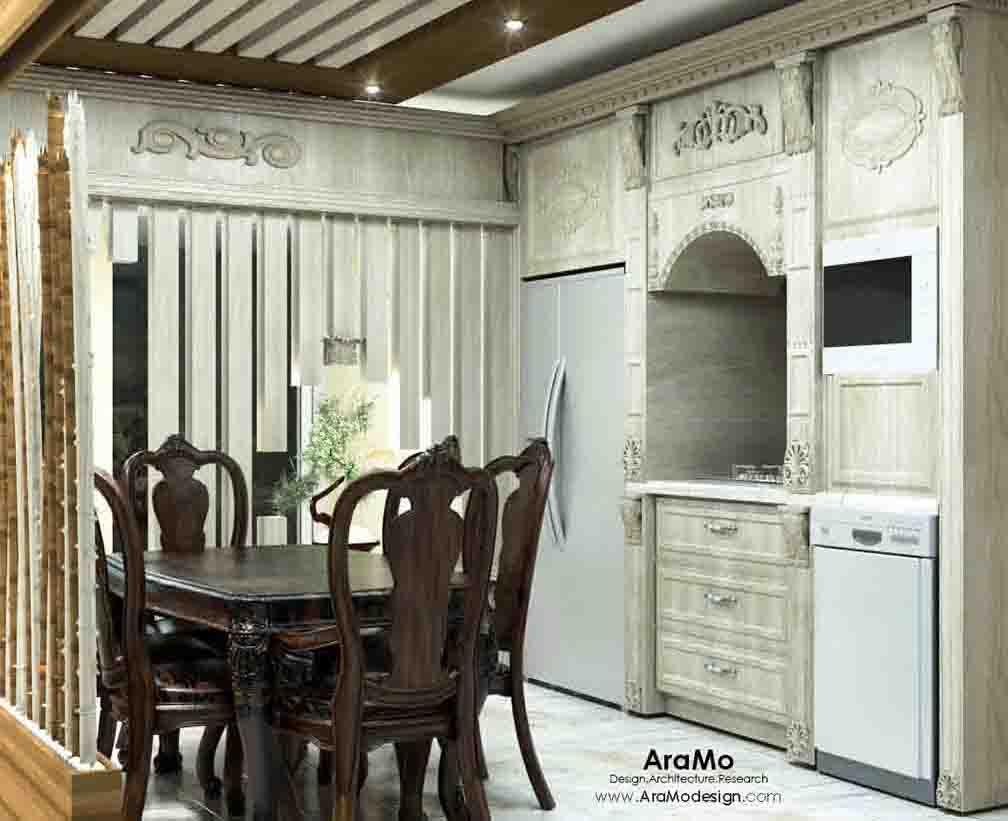 طراحی-دکوراسیون-آشپزخانه