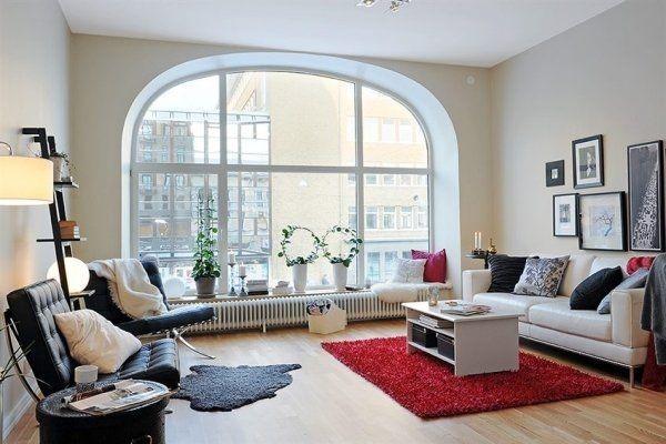 معماری و دکوراسیون داخلی به سبک سوئدی
