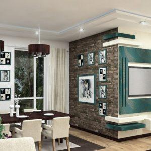 دکوراسیون داخلی خانه و ویلا