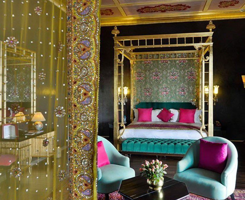معماری و دکوراسیون داخلی به سبک مراکشی