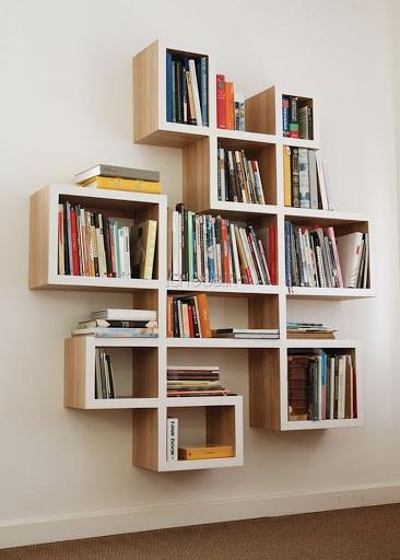 ایده های خلاقانه برای کتابخانه